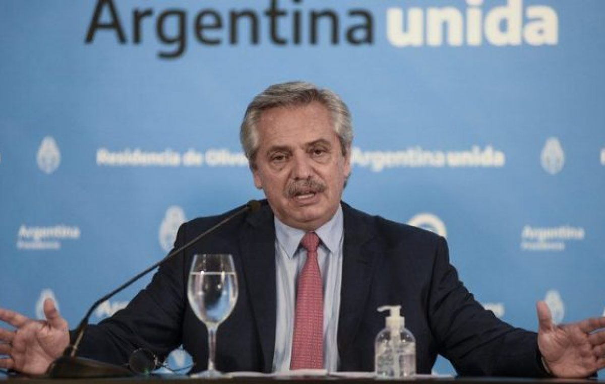 En Neuquén, Alberto tiene un 70% de imagen positiva