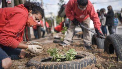 Se erradicaron 40 microbasurales en diferentes barrios de Santa Fe
