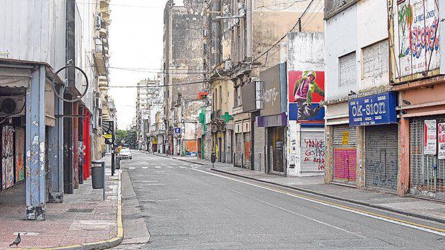 Un tercio de los comercios rosarinos dijo que sus ventas cayeron más de 50%