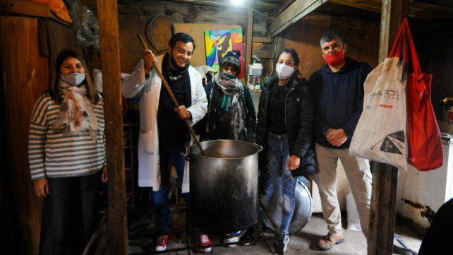 Rosario: La historia del comedor de los maestros de Las Flores