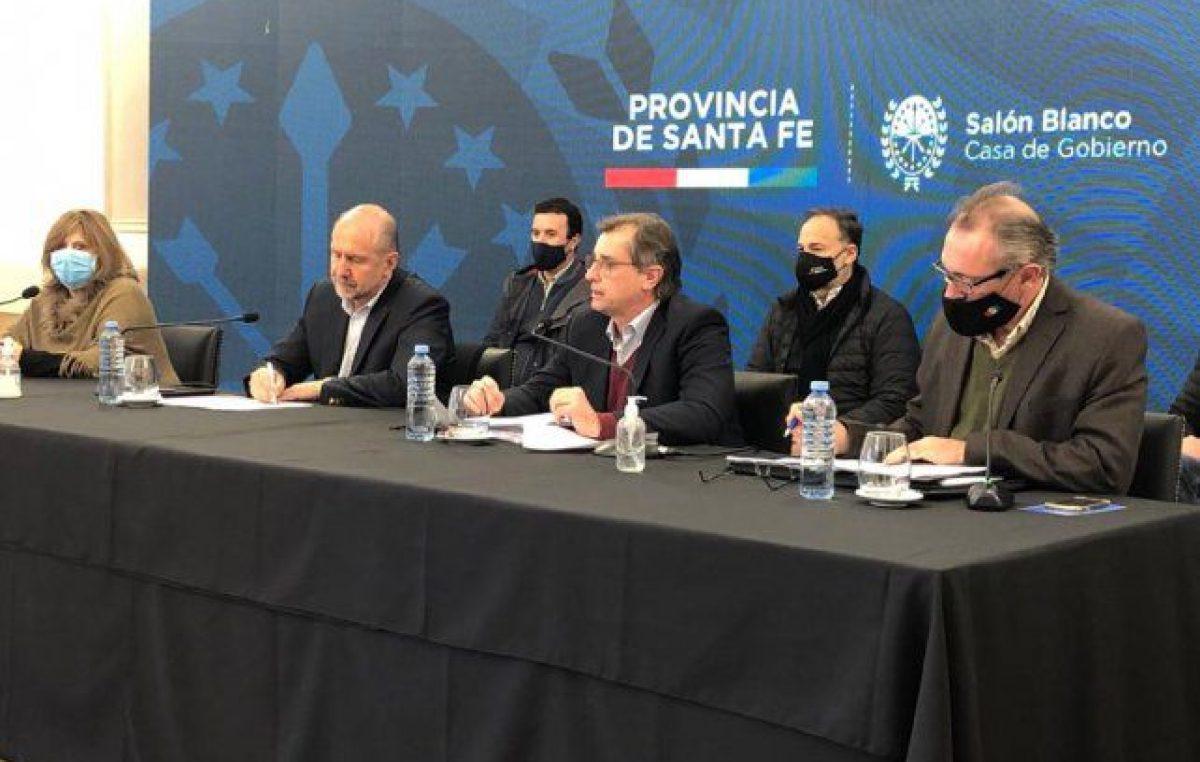 Por la pandemia, Nación ya envió a Santa Fe casi cuatro presupuestos de Desarrollo Social