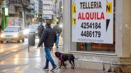 El centro rosarino ya tiene más de 400 locales vacíos producto de la recesión