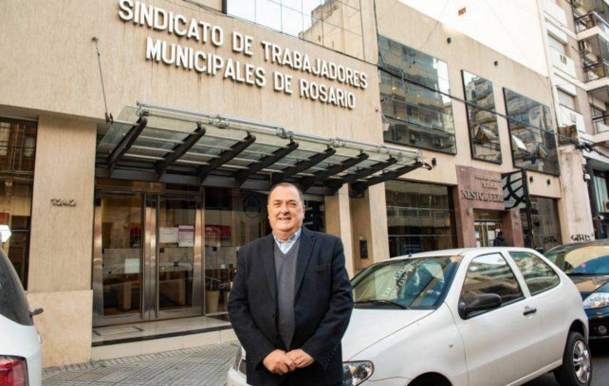 Importante anuncio del Sindicato de Trabajadores y Trabajadoras Municipales de Rosario