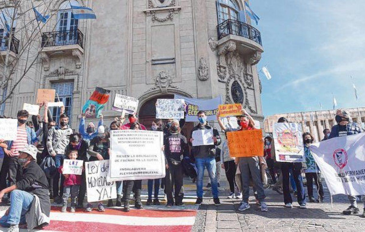 Rosario se presentó como querellante en la causa por las quemas en las islas