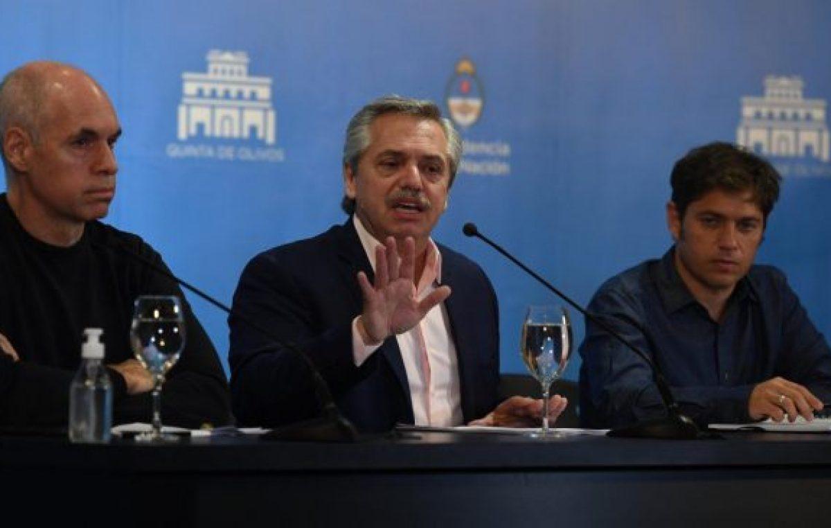 Horacio Rodríguez Larreta: «Tenemos una gran responsabilidad en terminar con la grieta»