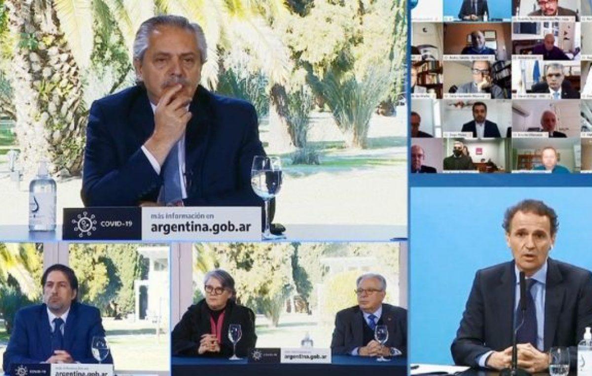 Alberto Fernández, sobre la era Macri: «Nos llevaron a discutir la educación pública; nunca fuimos tan decrépitos»