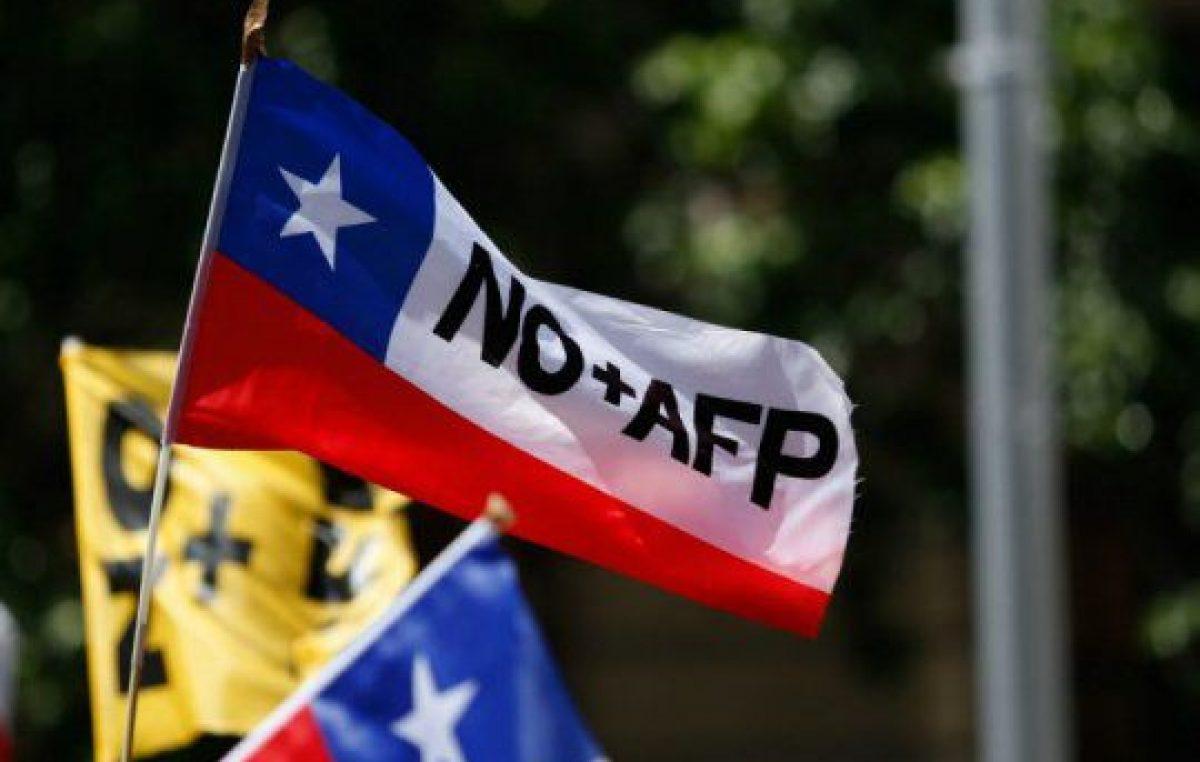 El principio del fin de las jubilaciones privadas en Chile