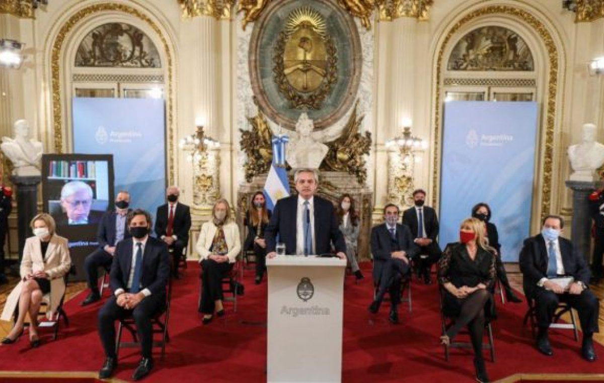 Alberto Fernández presentó el proyecto de reforma judicial: las mejores frases del anuncio