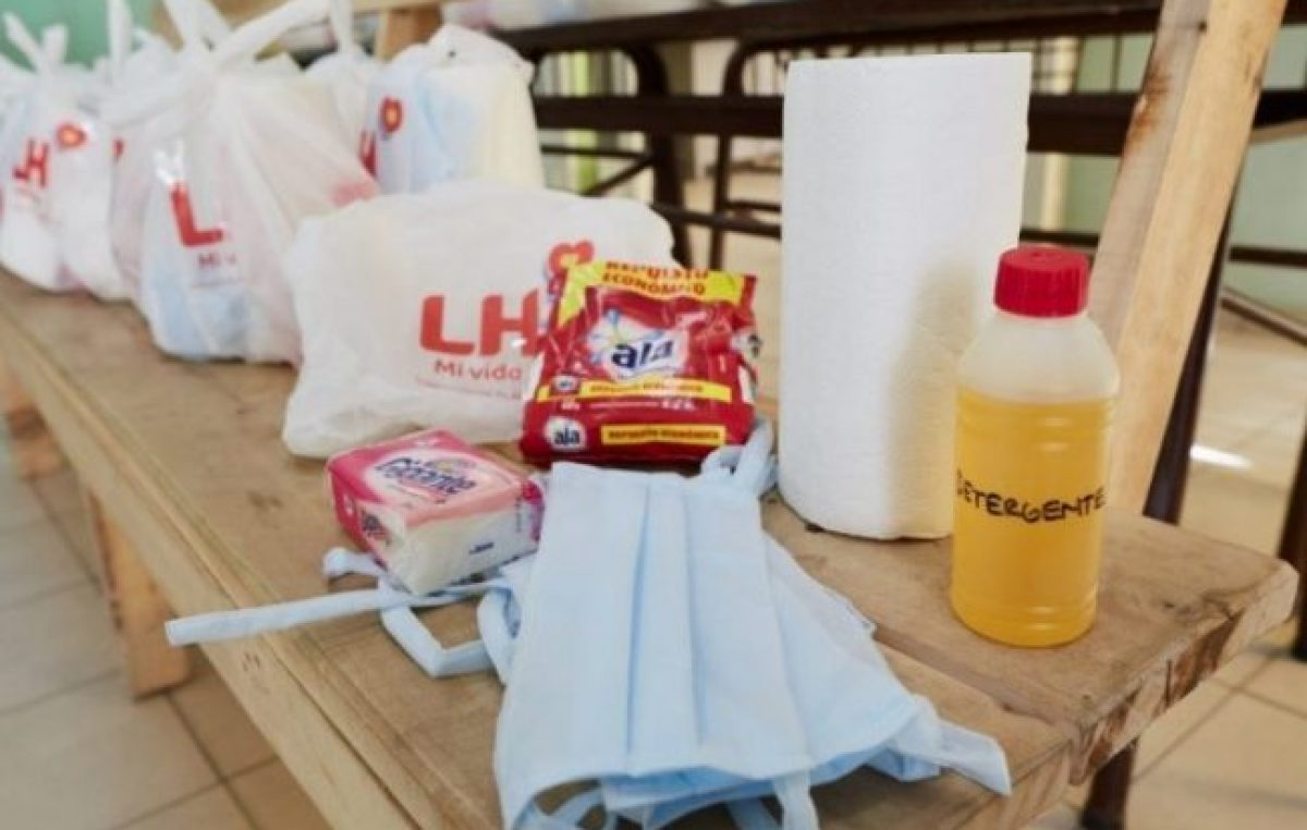 Comprarán 8.000 bolsones de higiene para repartir a las comunas de Mendoza
