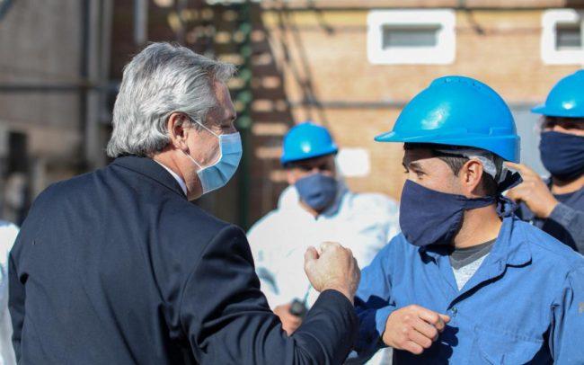 Por la pandemia, Nación ya asistió con 135 mil millones a la Provincia de Buenos Aires