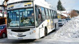 La Angostura: Mi Bus hace un mes que no opera y la Comuna busca subsidios nacionales
