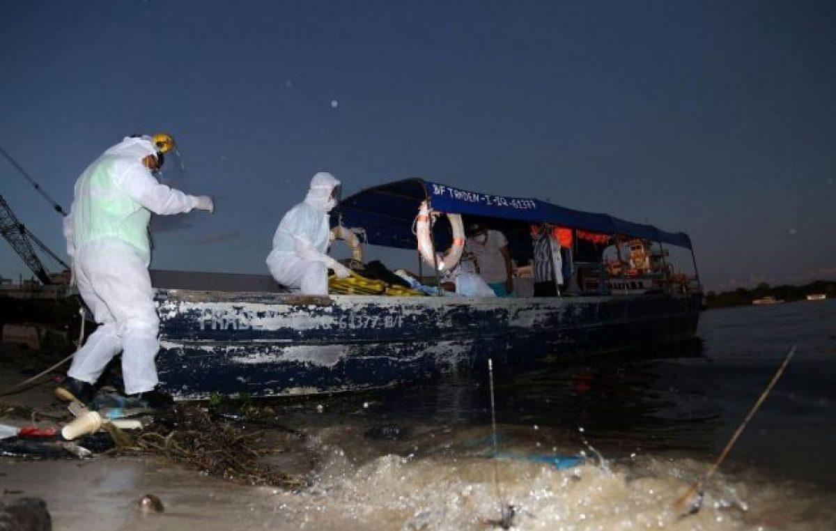 La pandemia de coronavirus arrasa con la Amazonia peruana