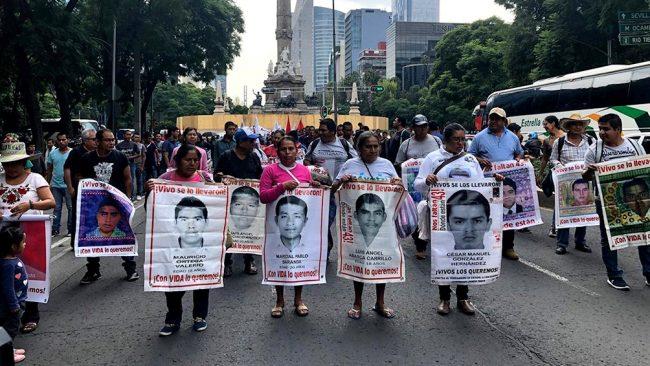 México: en los últimos seis meses desaparecieron más de 11.000 personas