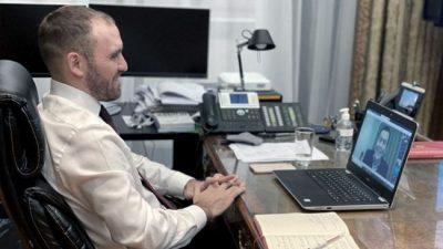 Guzmán: «Fue muy importante el respaldo de las provincias a la propuesta que presentamos»