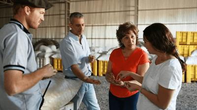 Un programa rural del Banco Mundial llega a Río Negro