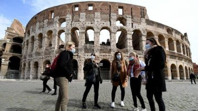 Italia planea realizar una fuerte expansión de la inversión pública tras la pandemia
