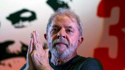 Lula elogia el 'coraje' de Alberto Fernández contra la pandemia