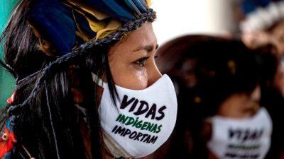 Desigualdad y racismo: la realidad de 30 pueblos indígenas durante la cuarentena
