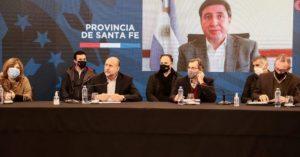 Acuerdos para implementar el Programa Potenciar Trabajo Santa Fe
