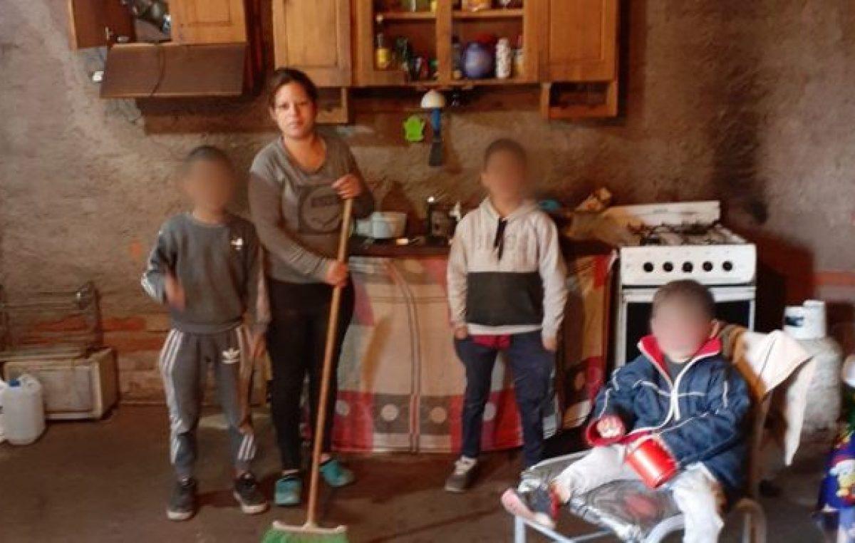 Mendoza: Pobreza, cuarentena y falta de conectividad: cuando la desigualdad golpea más fuerte a los que menos tienen