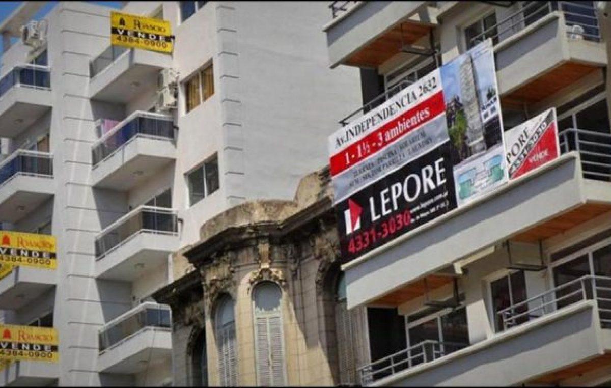 El 25% de los inquilinos de la ciudad de Buenos Aires aseguró que no puede pagar el alquiler