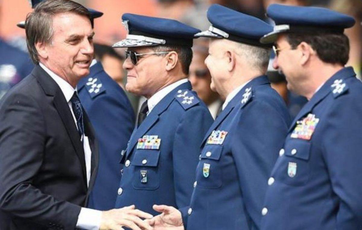 Los militares brasileños fracasaron en su prueba de fuego