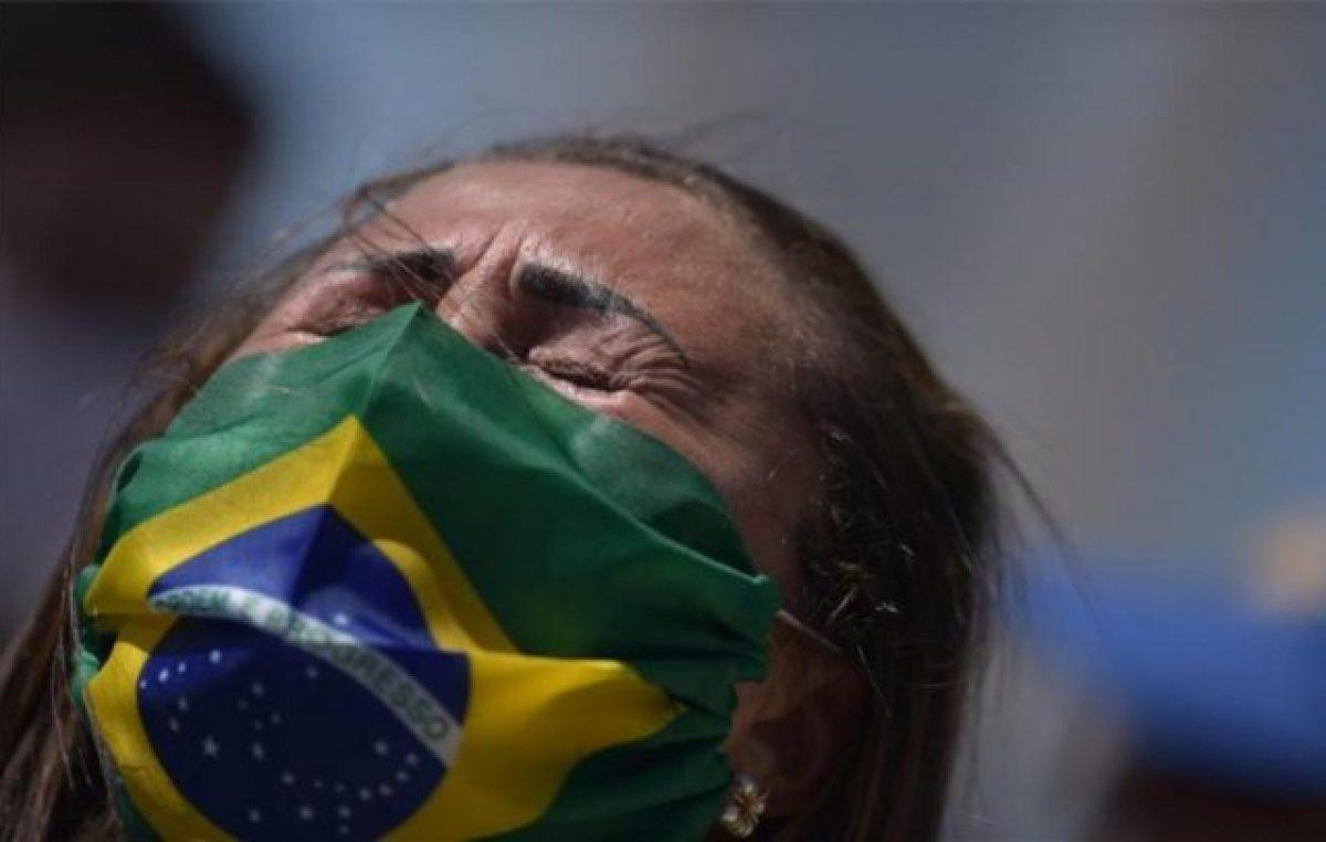 Brasil vive una tragedia peor en muertes que la Guerra de la Triple Alianza, según un científico