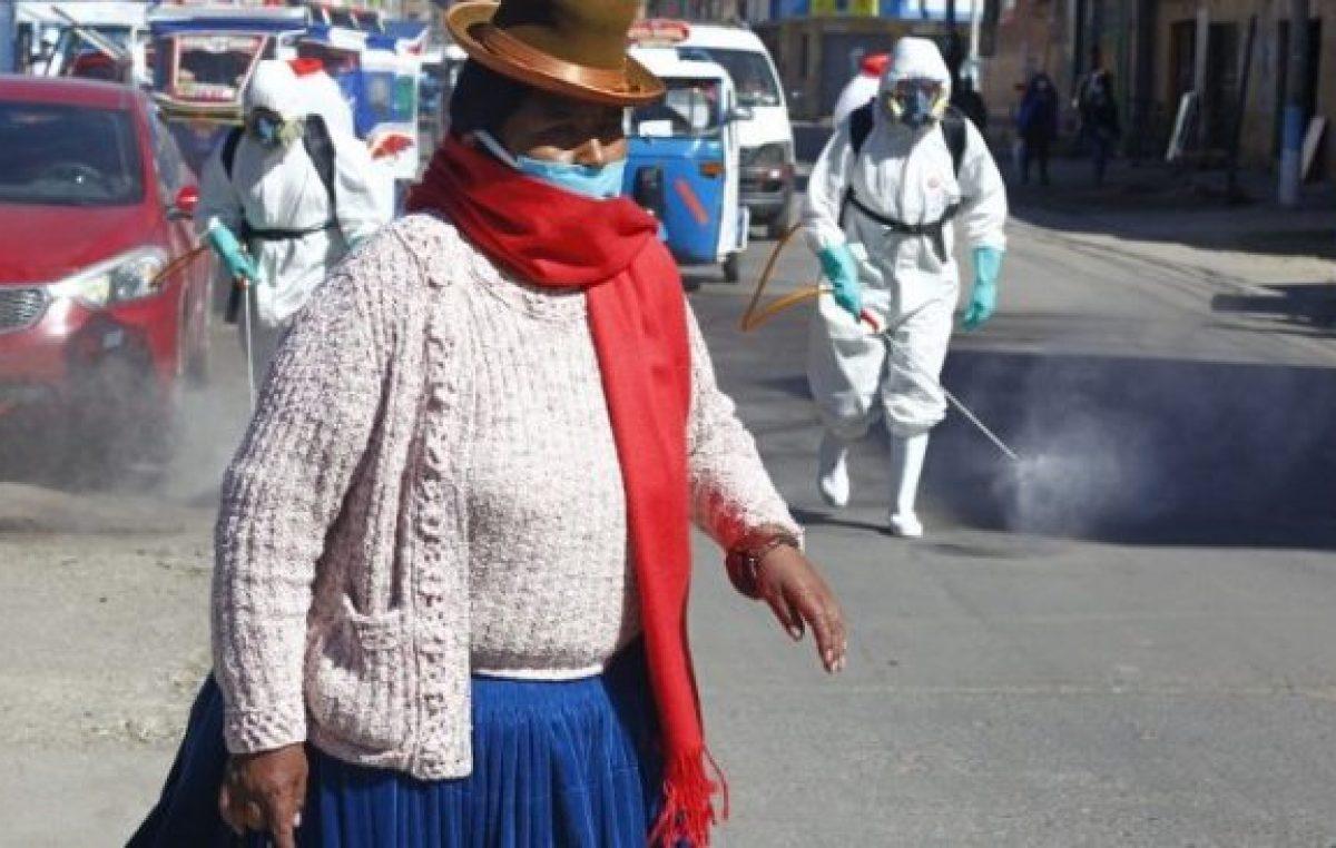 Perú admite que si cuenta a los sospechosos podría tener más de 45.000 muertos