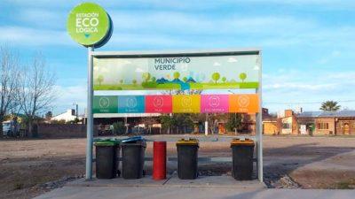 Reciclan más de 40 toneladas de residuos por mes en San Rafael