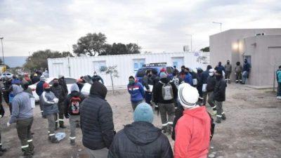 Tensión entre el municipio de Catamarca y el gremio del SOEM