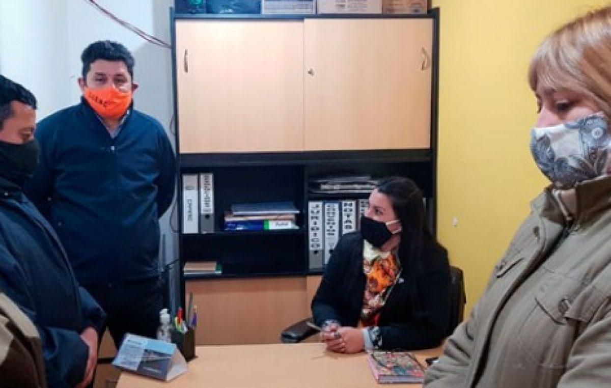 La Festram continúa las gestiones contra los despidos en San Jaime de la Frontera