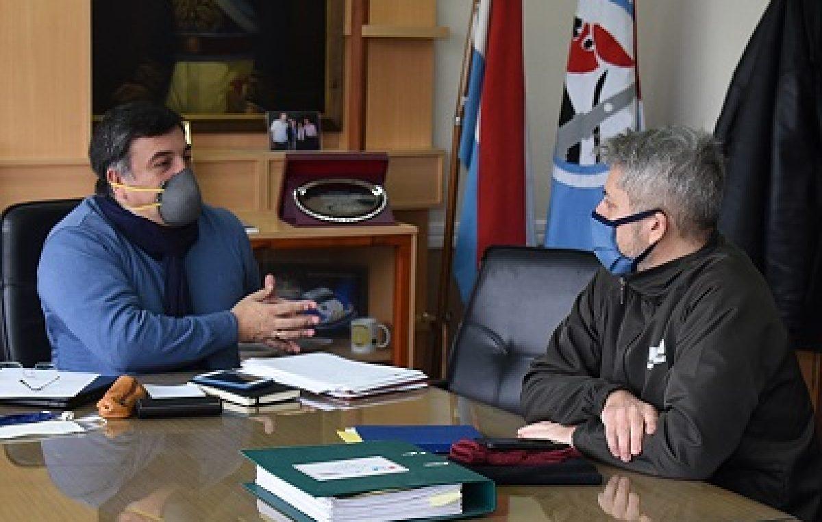 Trabajadores municipales discuten paritarias con el intendente de Concepción del Uruguay