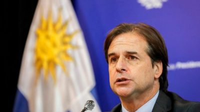 Avanza en Uruguay el plan de mano dura