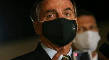 Jair Bolsonaro tiene «la gripecita»
