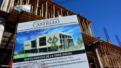 Río Negro: El Fondo del Plan Castello aún tiene 5.400 millones de pesos