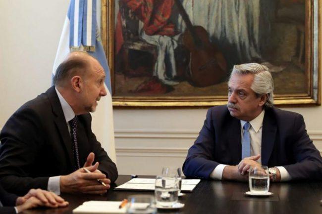 Perotti negocia con el clan Vicentin el control de la empresa