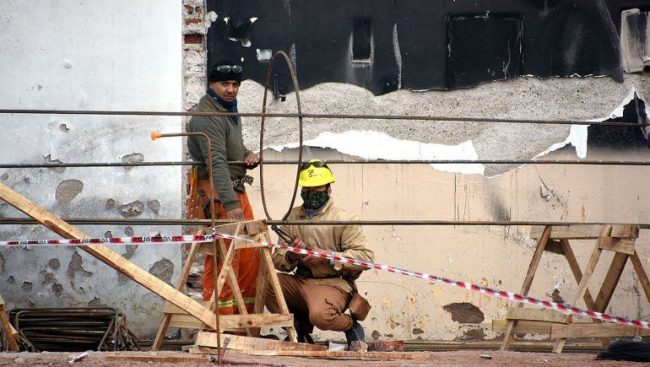 Arrancaron más de 200 obras privadas nuevas en Neuquén