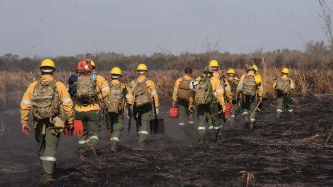"""Juan Cabandié: """"Los responsables de estas quemas tienen que pagar por lo que han hecho"""""""