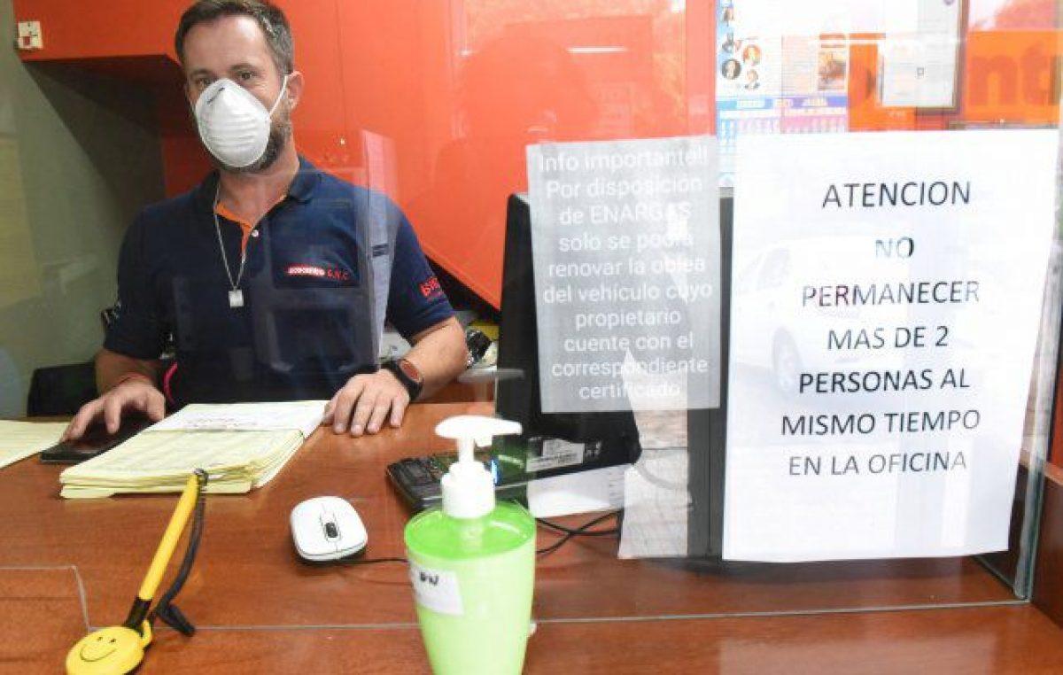 Alerta por la fuerte suba de contagios de coronavirus en las empresas santafesinas