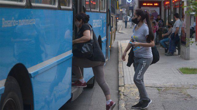 Rosario: Los fondos de Nación para el transporte no llegan y sobrevuela otro paro de colectiveros