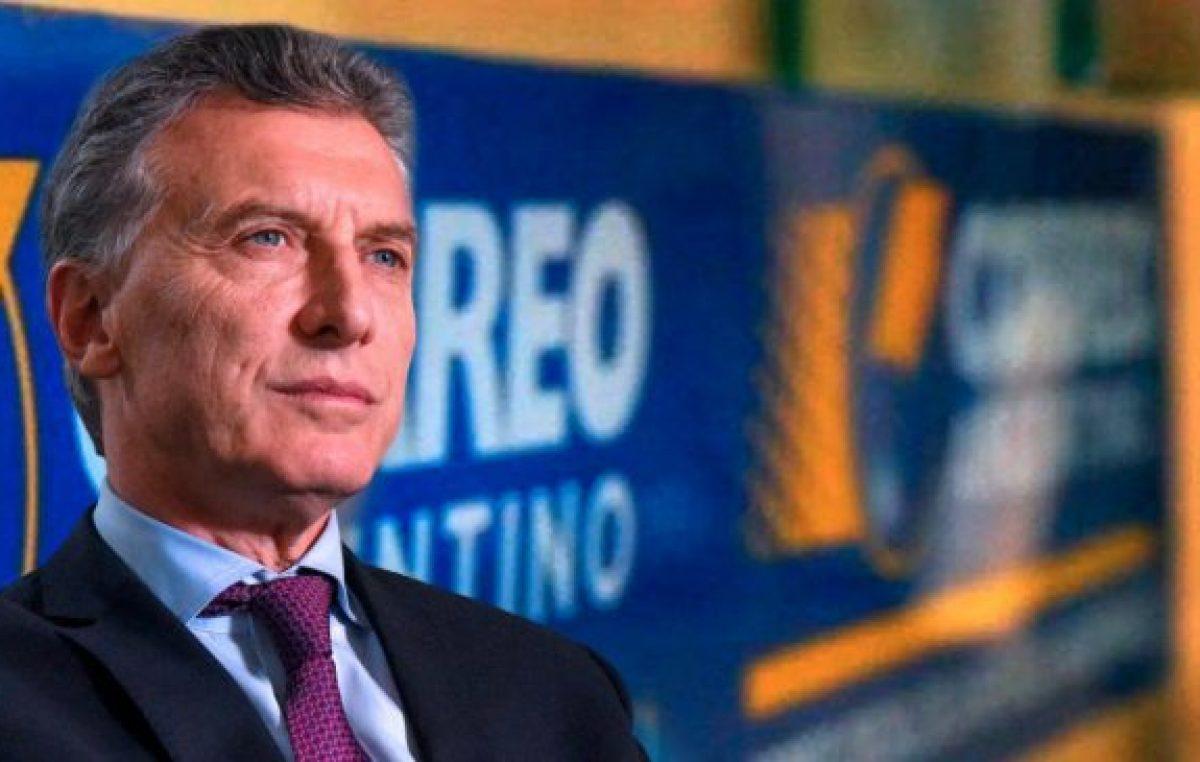 Revés para Macri por el Correo: la Justicia rechaza último recurso a la Corte