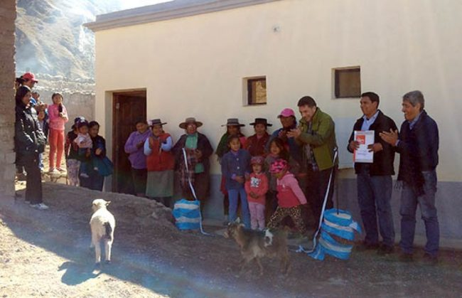 Nazareno: El pueblo que se resistió al turismo y le ganó al Poder