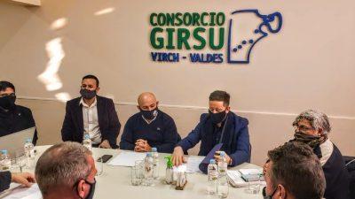 Trelew: Intendentes de la comarca sostienen el Girsu y evalúan alternativas a Urbaser para el tratamiento de residuos
