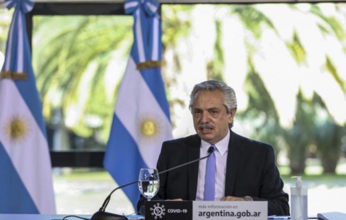 «Nos sacamos una mochila muy pesada que alguien cargó sobre los argentinos»