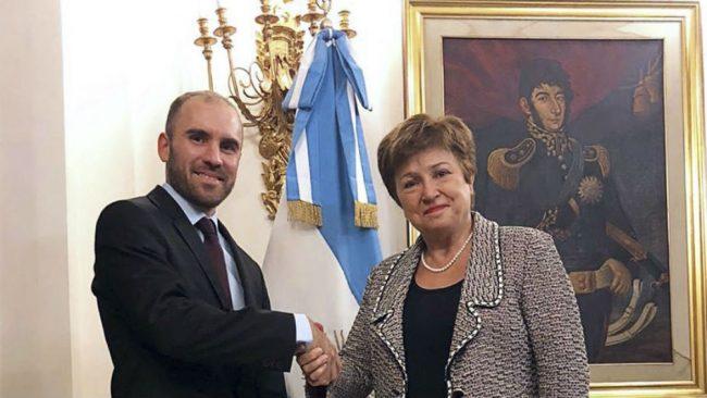 El FMI celebró el acuerdo alcanzado entre la Argentina y los acreedores