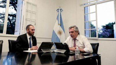 Alberto Fernández paga varias deudas en la Rosada