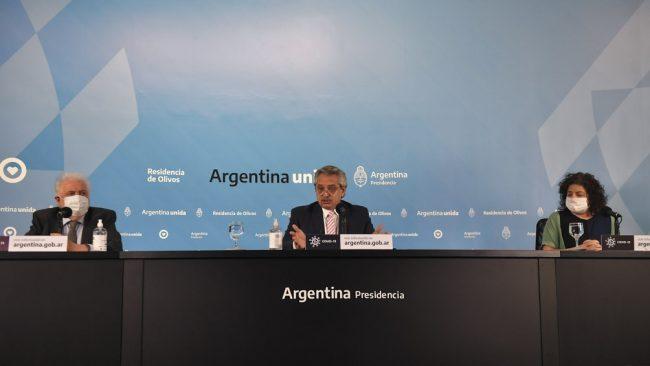 """""""La producción latinoamericana de la vacuna será en Argentina y México"""""""