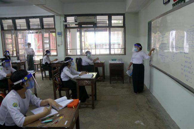 Coronavirus: la ONU llamó a los gobiernos a priorizar la reapertura de las escuelas