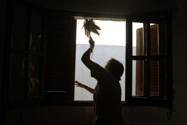 La crisis golpeó fuerte sobre el trabajo en casas particulares