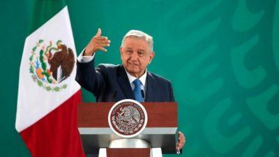 López Obrador creó planes sociales para 25 millones de mexicanos